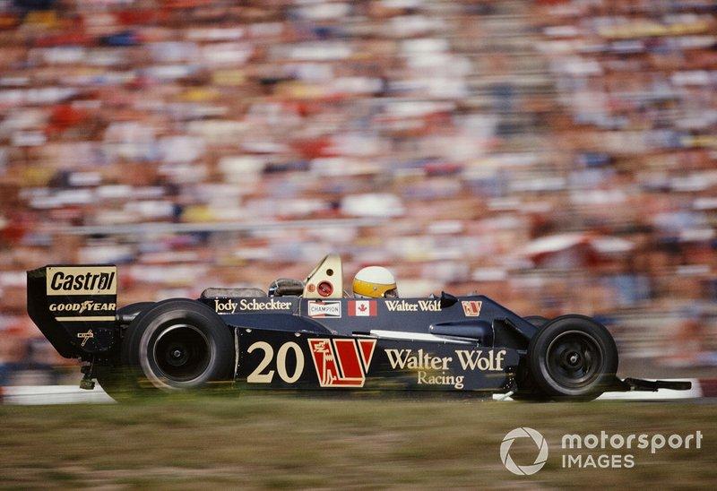 1978 Wolf