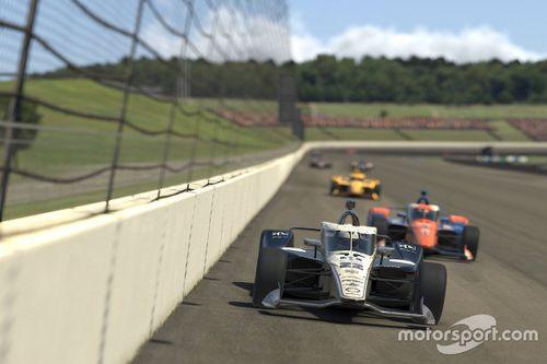 Indycar iRacing Challenge Ronda 4