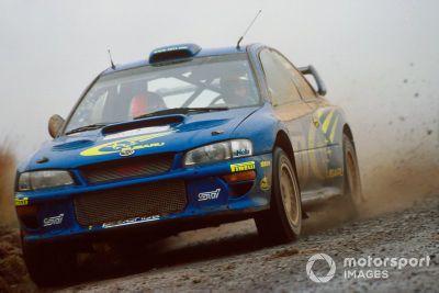 Rally de Gales GB