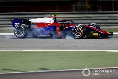 Essais de Bahreïn I