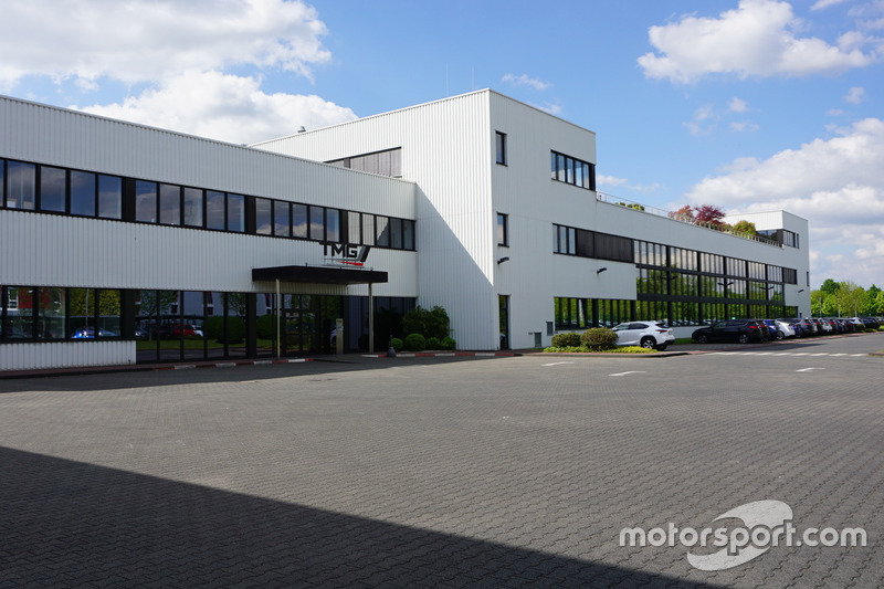 Fábrica Toyota Colonia