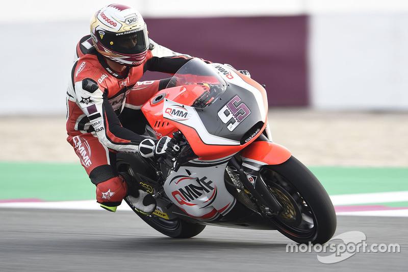 Mashel Al Naimi, QMMF Racing Team