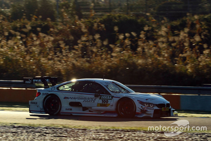 John Edwards, BMW M4 DTM