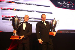 2016 Sprint Cup AM Cup Drivers, Claudio Sdanewitsch, champion, Christian Hook, 3rd place