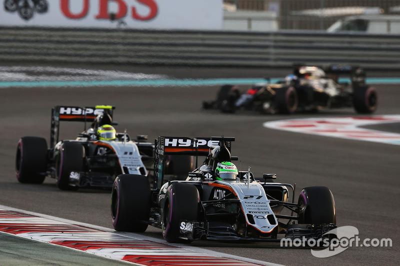 Force India: 10 очков