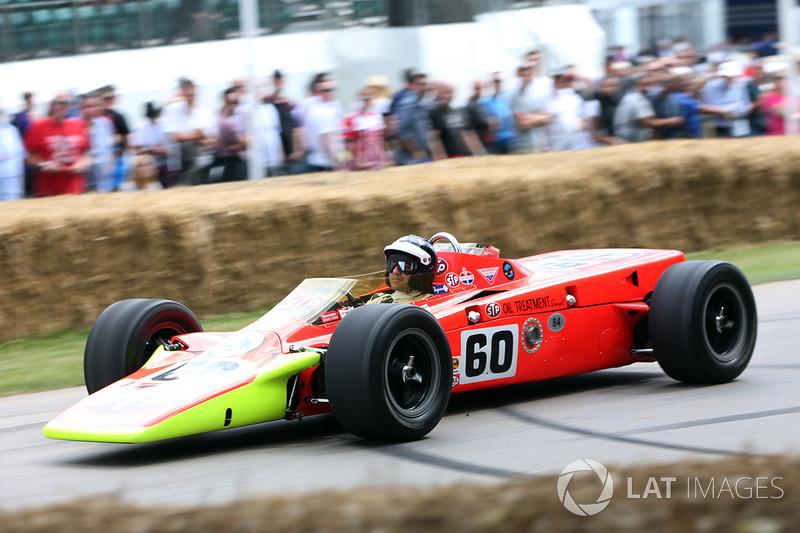 Dario Franchitti, STP Turbine Lotus