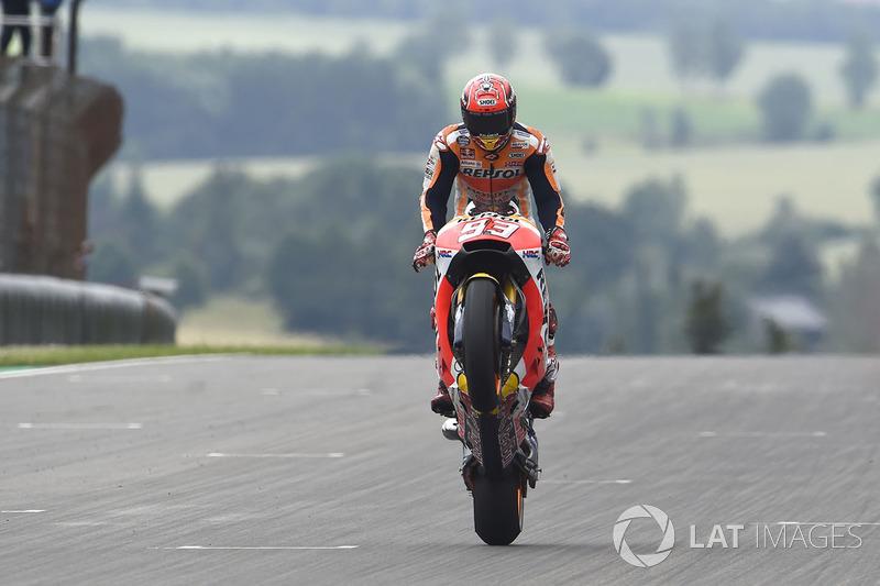1. Gran Premio de Alemania 2017: Marc Márquez, Repsol Honda Team
