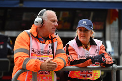 Race marshals