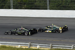 Josef Newgarden, Team Penske Chevrolet, Ed Carpenter, Ed Carpenter Racing Chevrolet