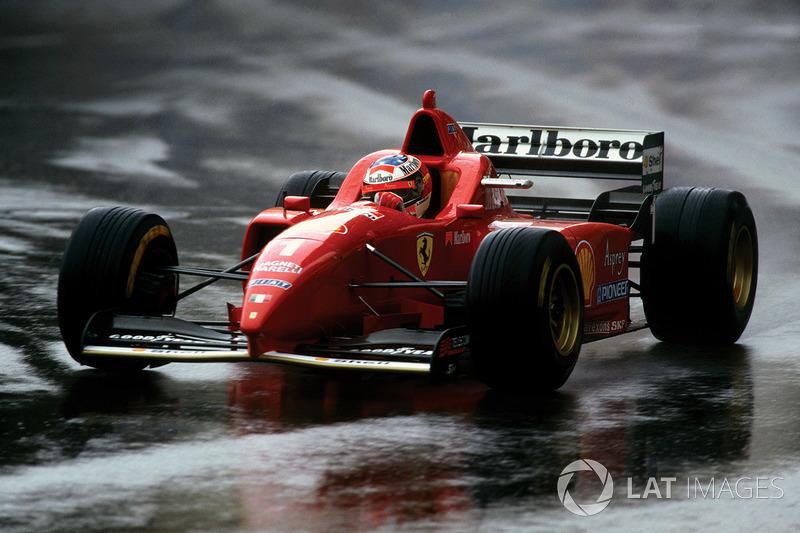 Ferrari - 1996 (GP Monako)