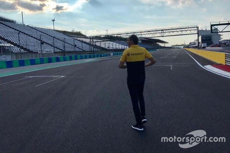 Роберт Кубіца, Renault F1 Sport team