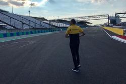 Robert Kubica, Renault F1 Sport team