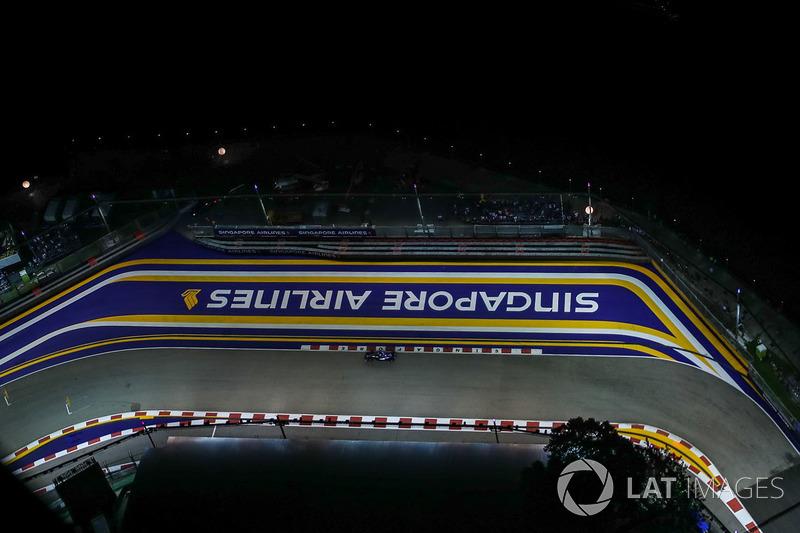 20. Маркус Ерікссон, Sauber C36 (штраф - 5 місць на старті)