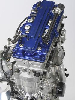 Yamaha YZR-M1 engine