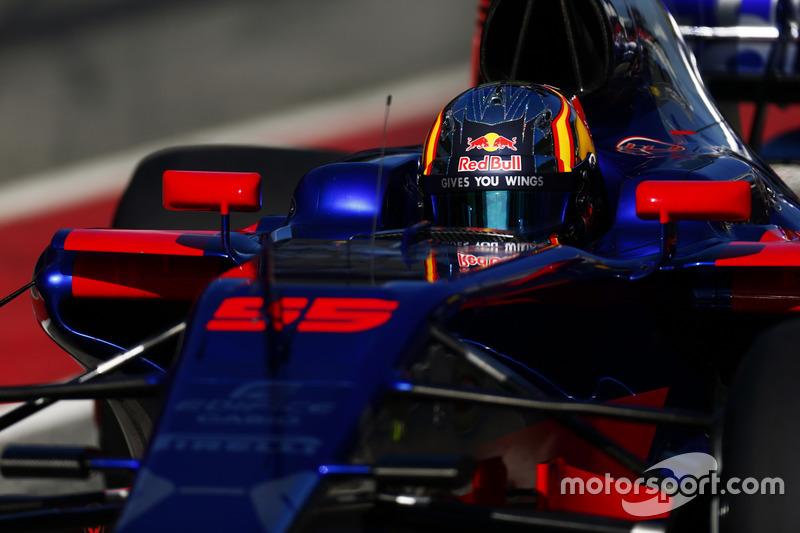 Карлос Сайнс-мл.,, Toro Rosso STR12