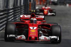 Кими Райкконен и Себастьян Феттель, Ferrari SF70H