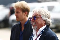 Nico and Keke Rosberg