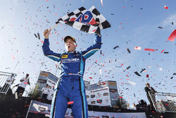 Race winner Renger van der Zande, Visit Florida Racing