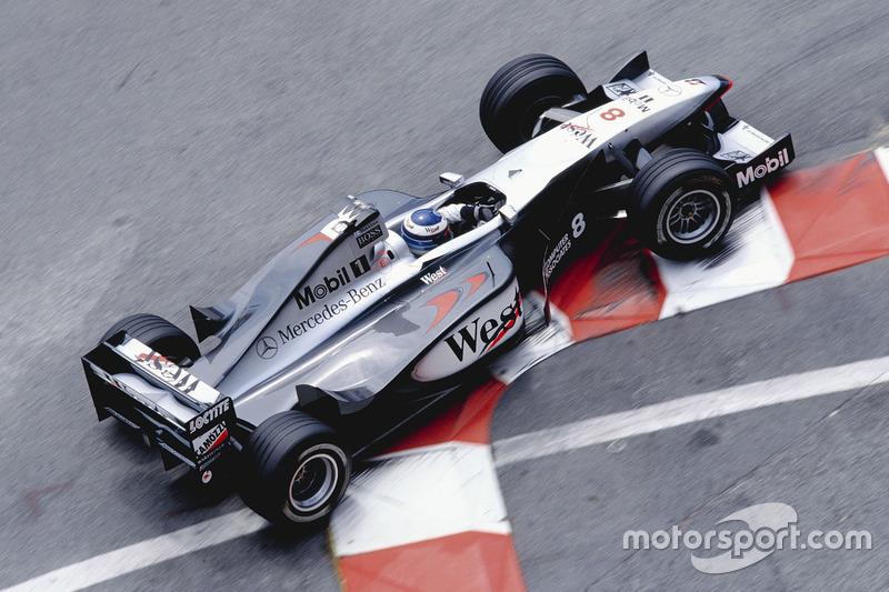 1998: McLaren-Mercedes MP4/13