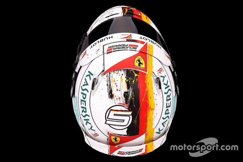 Sebastian Vettel, Bahrein