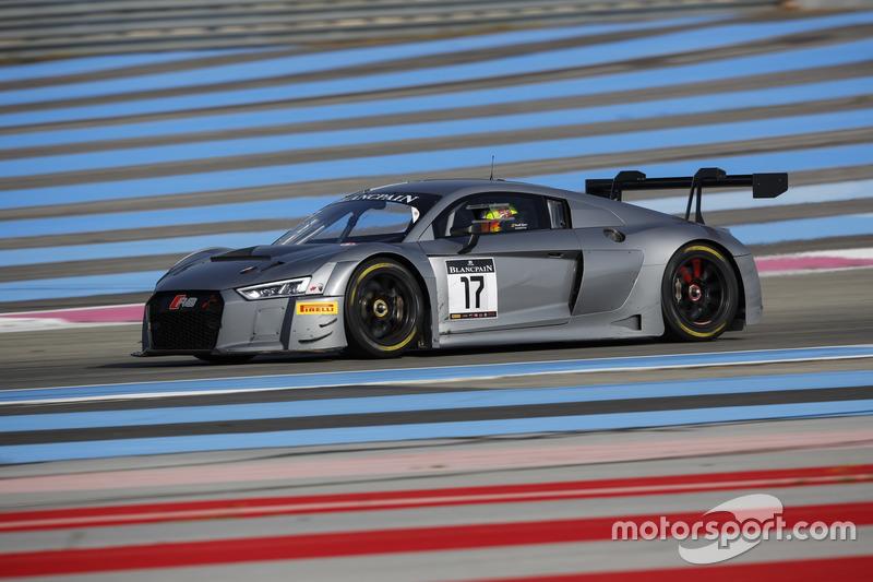 Audi – R8 LMS GT3
