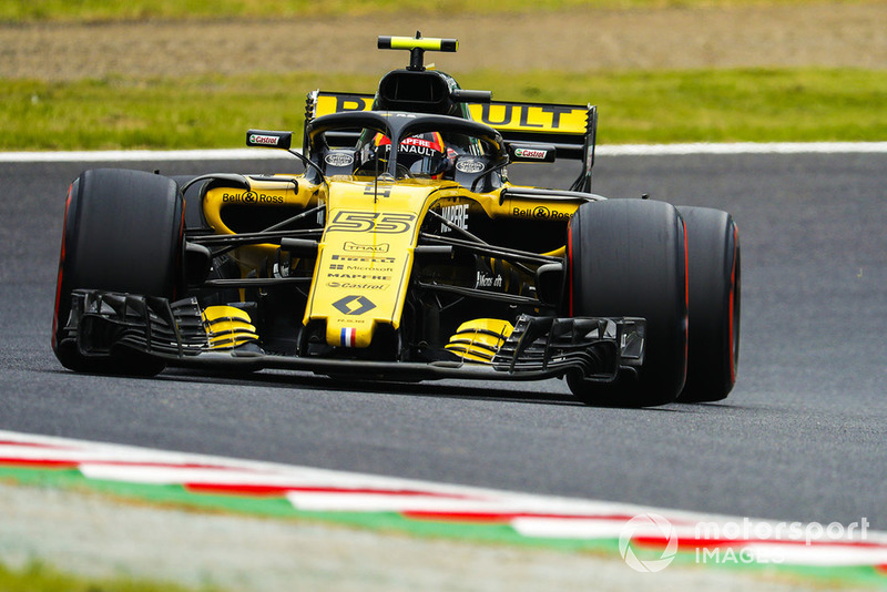13: Carlos Sainz Jr., Renault Sport F1 Team R.S. 18, 1'30.490