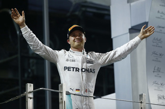 Nico Rosberg, Mercedes AMG, 2° classificato