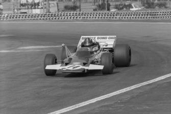 Грэм Хилл, Rob Walker, Lotus 72C