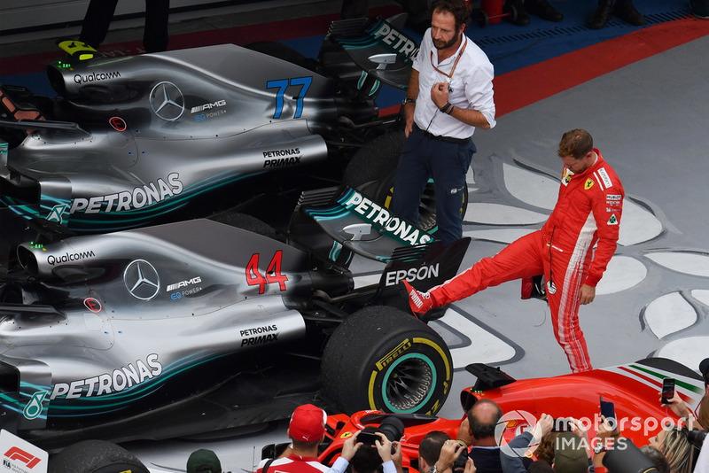 GP de Rusia: el ritmo de Mercedes, imparable