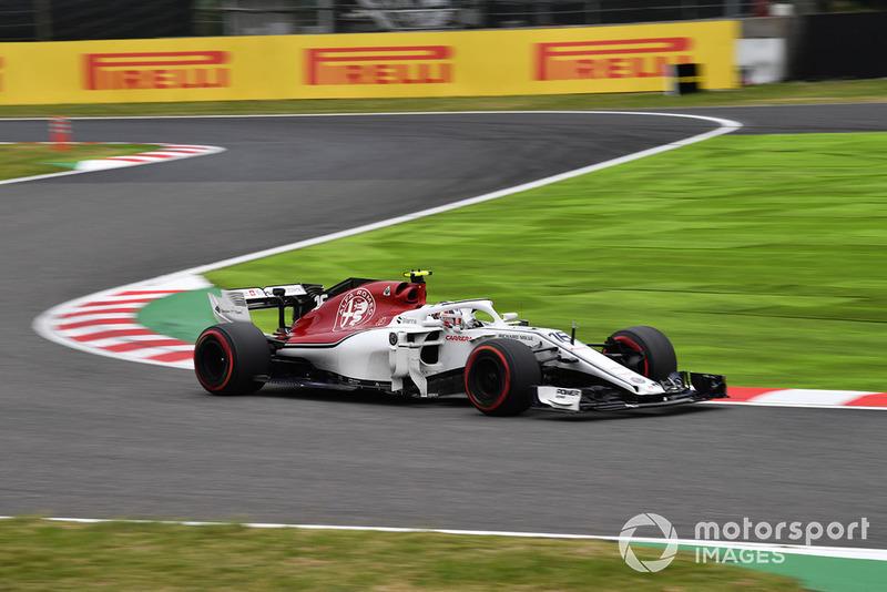 Leclerc X Magnussen – volta 2