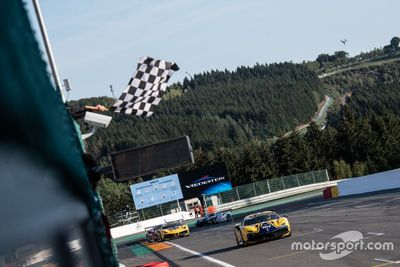 Europe: Spa-Francorchamps