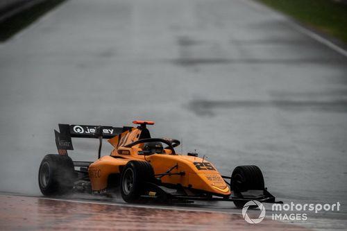 Formel-3-Test in Valencia