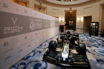 La nouvelle livrée de Haas F1 Team