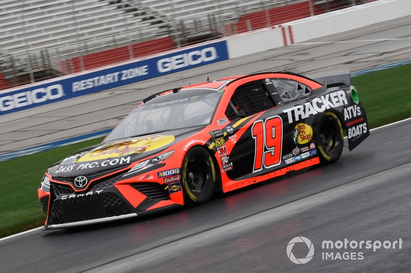 9. Martin Truex Jr., Joe Gibbs Racing, Toyota Camry Bass Pro Shops