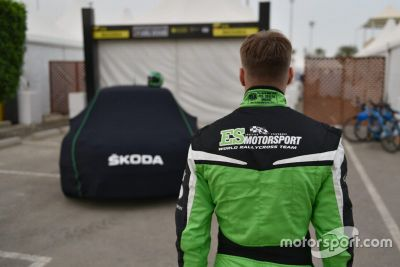 Baciuska ES Motorsport renk düzeni tanıtımı