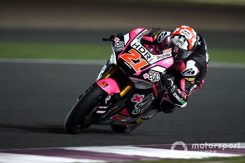 Fabio Fabio Di Giannantonio, Speed Up Racing
