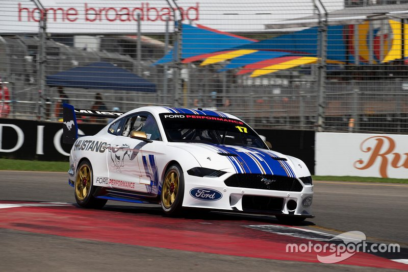 Dick Johnson, Ford Mustang