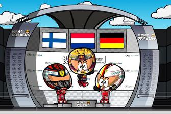 El GP de Austria según MiniDrivers
