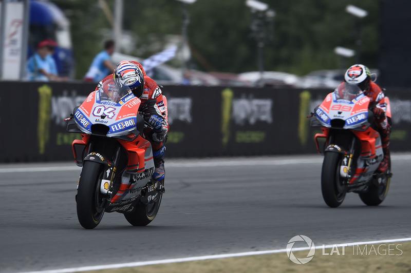 Gran Premio de la República Checa: Andrea Dovizioso, Ducati