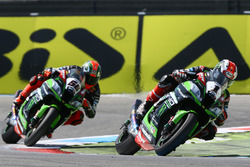 Jonathan Rea, Kawasaki Racing, Tom Sykes, Kawasaki Racing
