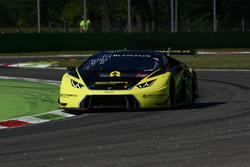 #77 Barwell Motorsport, Lamborghini Huracan GT3: Adrian Amstutz, Martin Kodric, Patrick Kujala
