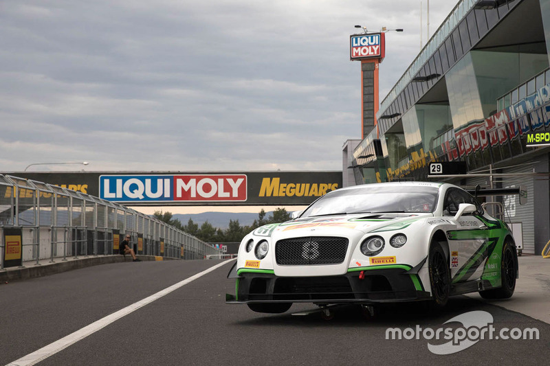 Bentley Team M-Sport Bentley Continential GT3