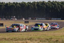 Norberto Fontana, JP Carrera Chevrolet, Alan Ruggiero, Laboritto Jrs Torino, Sebastian Diruscio, SGV Racing Dodge