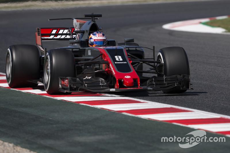 Ромен Грожан, Haas F1 VF-17