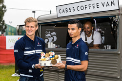 Marcus Ericsson, Pascal Wehrlein, Sauber