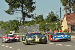 #95 Aston Martin Racing Aston Martin Vantage: Нікі Тім, Марко Соренсен, Річі Стеневей
