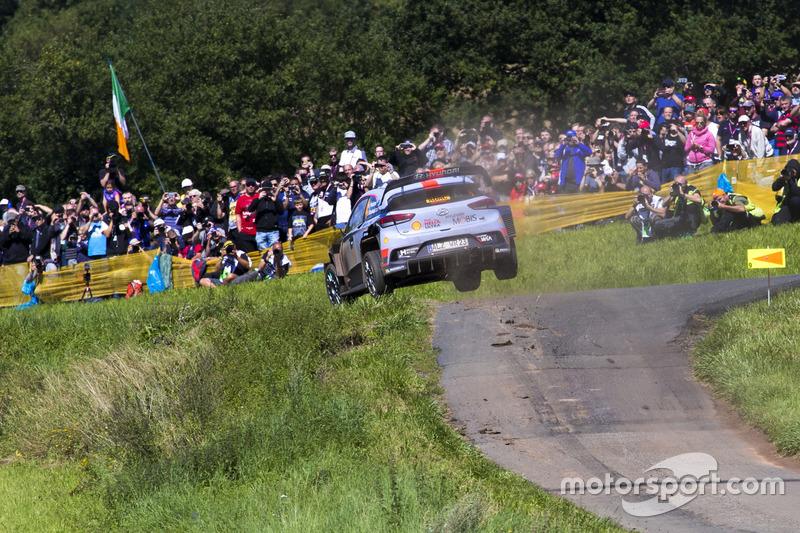 Хейден Пэддон и Себастьян Маршалл, Hyundai i20 Coupe WRC
