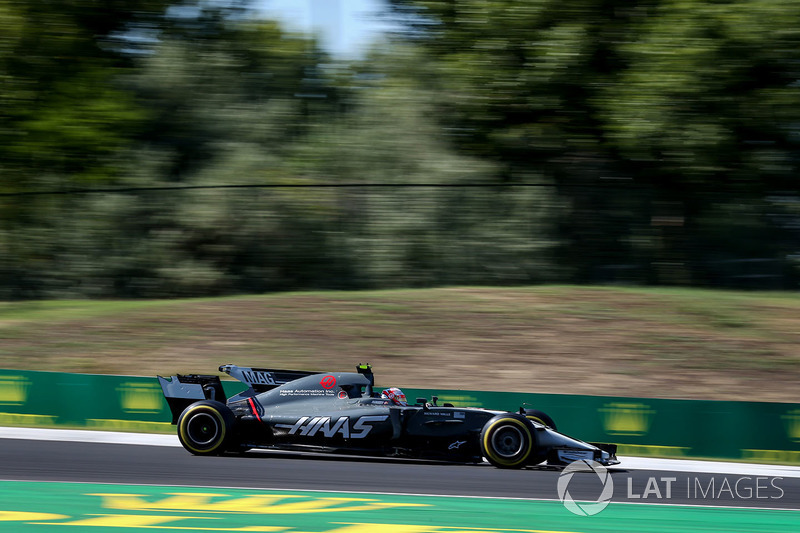 13. Кевин Магнуссен, Haas F1