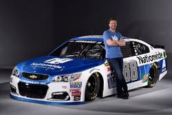 Neues Farbdesign für Dale Earnhardt Jr., Hendrick Motorsports, Chevrolet