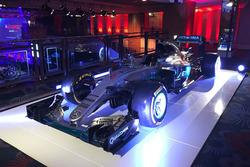 La Mercedes AMG F1 championne du monde de Nico Rosberg